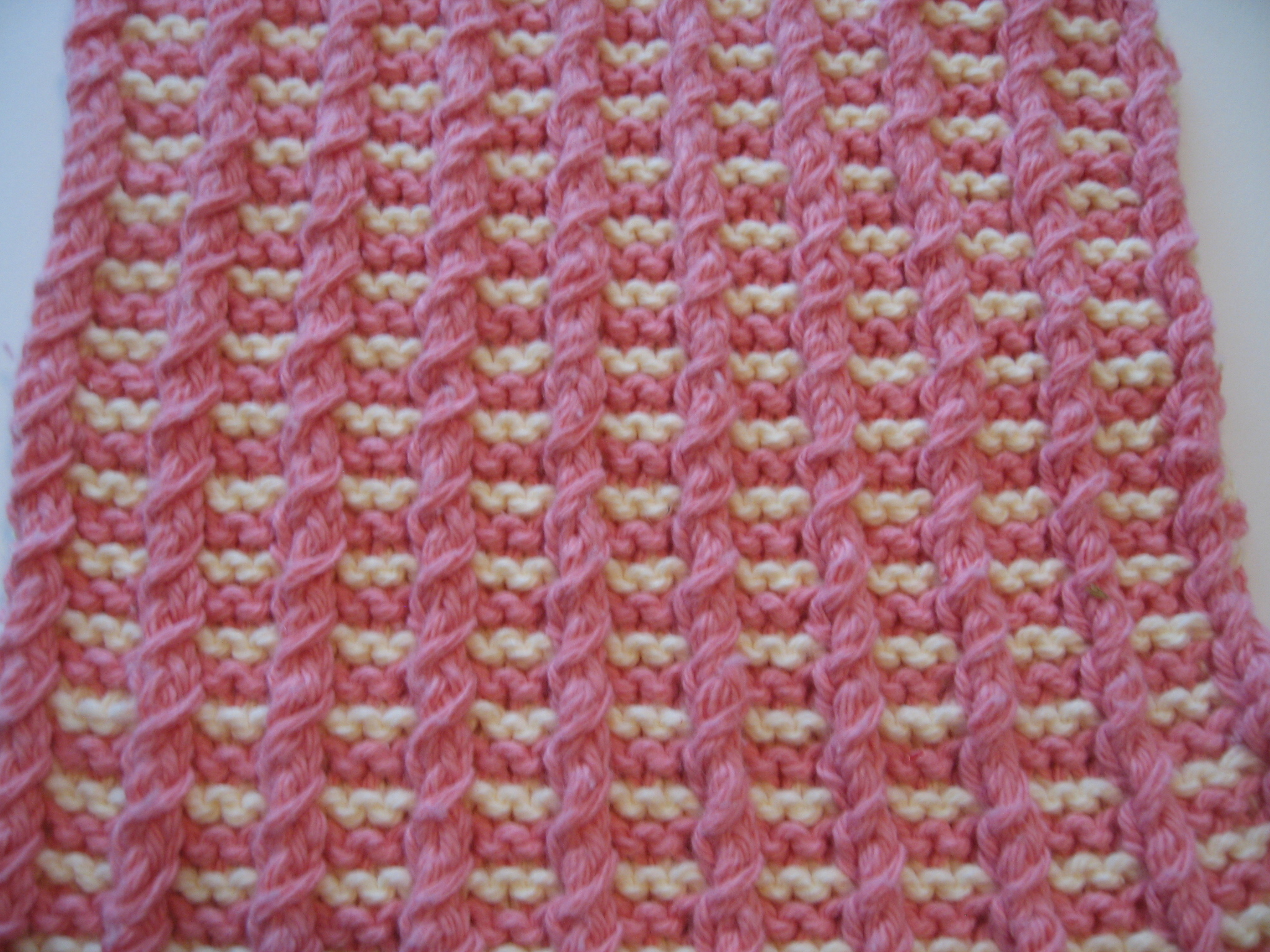 How To Increase The Number Of Stitches When Knitting : Dip stitch (knitting) videos